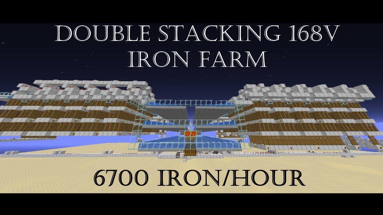 Tutorials/Door-based iron golem farming – Official Minecraft