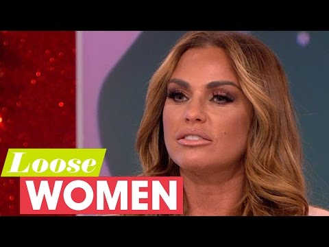 Katie Price Vows To Stay Sober For A Year! | Loose Women