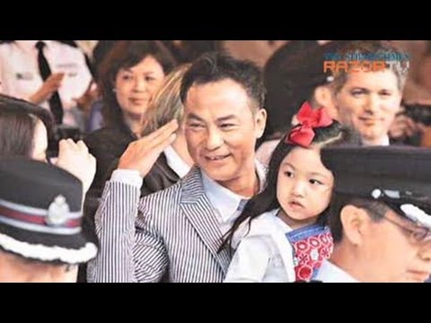 Is Simon Yam's daughter brand-conscious? (Simon Yam & Qiqi Pt 1)