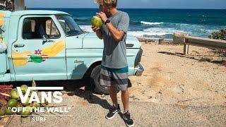 Introducing the Vans UltraRange with Pat Gudauskas | Surf | VANS