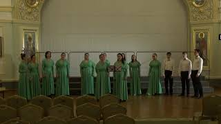 """Ансамбль """"Мелодия"""" - Заповеди блаженства (В. Мартынов)"""
