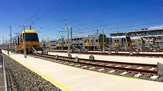 Sydney Trains Vlog 671: South West Rail Link Staff Open Day