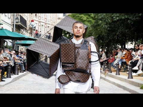 Louis Vuitton | Spring/Summer 2020 | Menswear | Paris Fashion Week