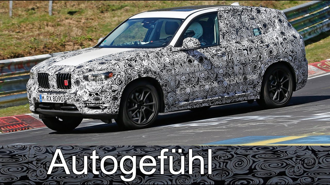2018 BMW X3 G01 New Spy Shots And Official Release Date >> All New Bmw X3 G01 Next Generation Spy Shots Camo Car Erlkonig All New Neu