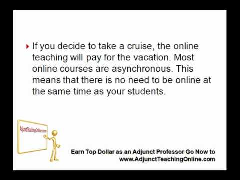 Teaching Online Courses