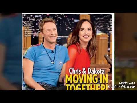Dakota Johnson & Chris Martin #Dartin