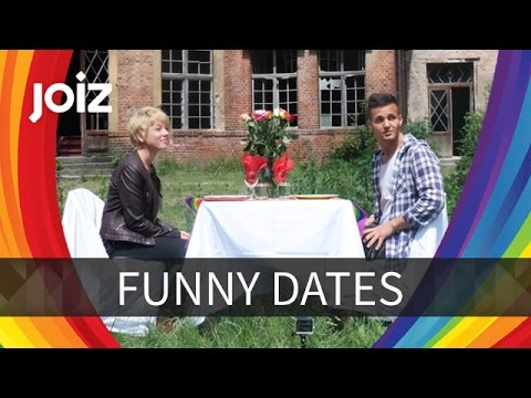 Blind Date + Prank! Nummer 1 - Anna und Timur -  #funnydates