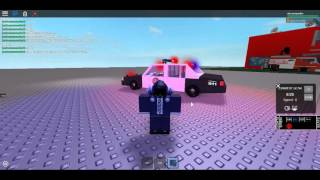 Roblox Video Showing LSPD CVI 1 on Roblox.