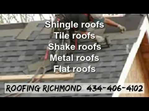Roofing Companies Richmond VA | 434-406-4102