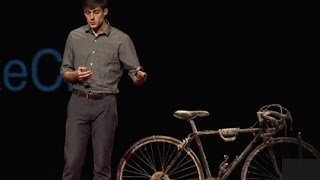 What Can You Learn from a Broken Bike? | David Eyer Davis | TEDxSaltLakeCity