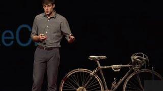 What Can You Learn from a Broken Bike?   David Eyer Davis   TEDxSaltLakeCity