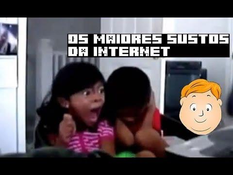 Os maiores sustos da internet