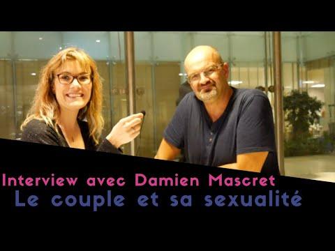 Interview avec Damien Mascret. Pour tout savoir sur le couple et sa sexualité !
