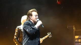 Gloria, U2, Capital One Arena, Washington DC; June 17th, 2018; eXpe...