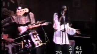Buika - Live Blues at Bluesville (Palma de Mallorca,1997)