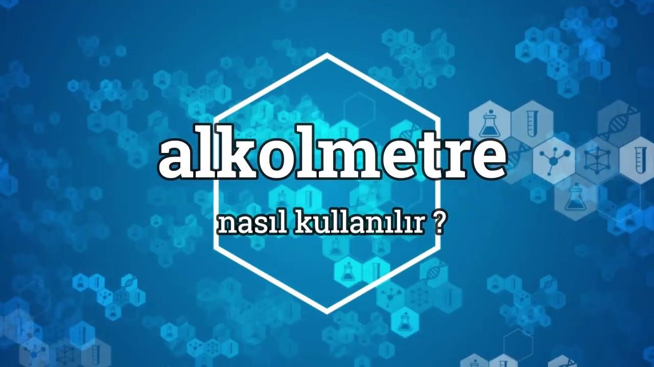 Alkolmetre nedir, nasıl kullanılır?