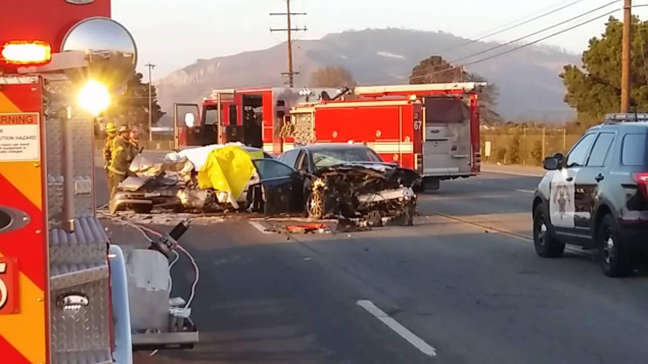 Oxnard/El Rio  California  Fatal Vehicle Accident