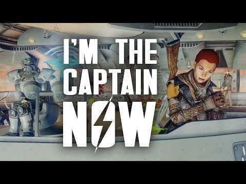 Mothership Zeta Part 9: I'm the Captain Now - Fallout 3 Lore