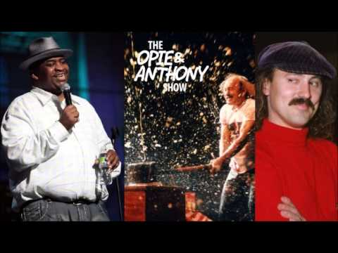 Opie & Anthony - Patrice vs Gallagher