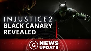 Injustice 2's Next Playable Character Revealed - GS News Update