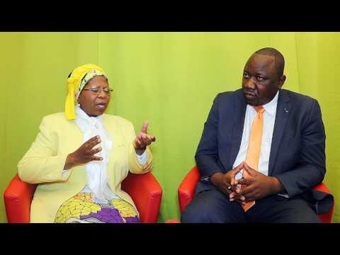 RDC: Kamerhe Démasqué - Solution:Départ de Kabila Illico prône Justine Kasa-Vubu