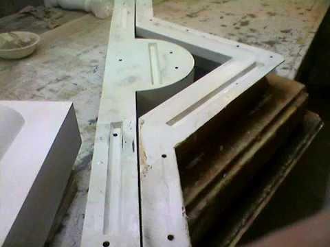 Piedra artificial balaustres y moldes para prefabricados - Balaustres de piedra ...