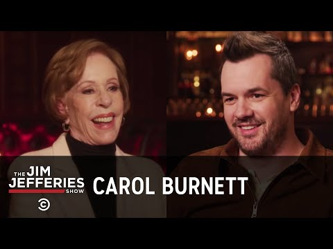 Carol Burnett on Staying Apolitical in Political Times - The Jim Jefferies Show