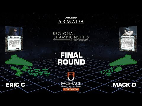 Choosing the Moment to Engage   Star Wars: Armada 2019 Regional Round 3