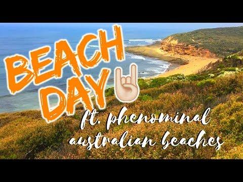 Phenomenal Beaches and Cool Humans 🤘🏻 Bells Beach Torquay Australian beach │Melbourne Adventures