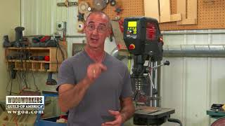 Product Review: Nova Voyager DVR Drill Press