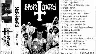 MORTUARY - 1990-1991 Old Danish DeathThrash demo