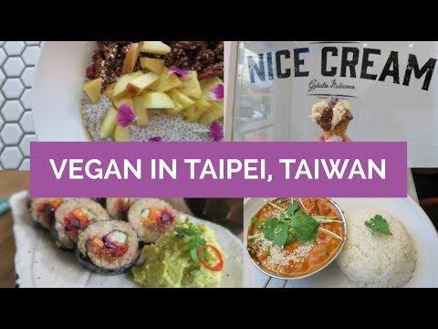 Vegan in Taipei, Taiwan