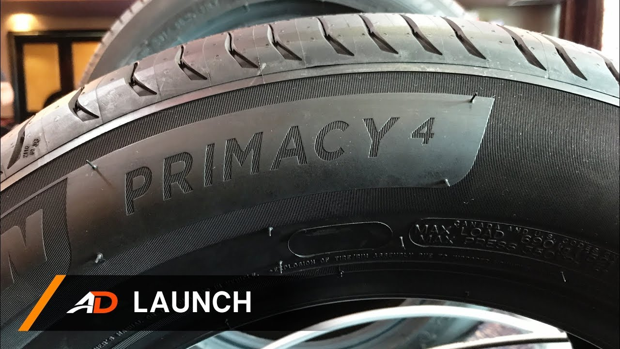 michelin primacy 4 tires launch youtube. Black Bedroom Furniture Sets. Home Design Ideas