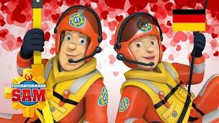 Feuerwehrmann Sam Deutsch 🌟Neue Folgen 🌟 Sam und Penny rettet den Valentinstag ❤️ 🚒 Kinderfilm