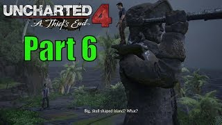Live Uncharted 4 : A Thief's End Part 6 ps4 pro