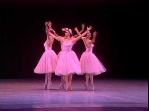 Ballet Nacional de Cuba - Grand Pas de Quatre