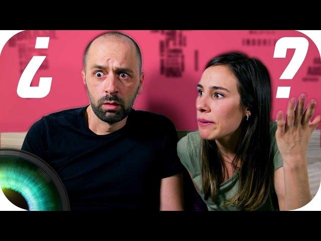 Un traductor: la simpática solución de estos 'youtubers' para mediar en las relaciones de pareja