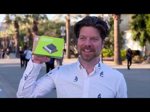 NVIDIA News Recap at GTC 2019 thumbnail
