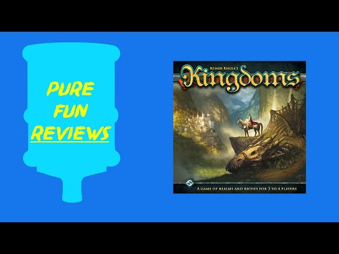 Kingdoms - Pure Fun Reviews