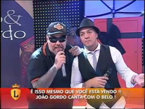Inédito, João Gordo canta com Belo #arquivolegendários