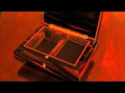Sorrento music box