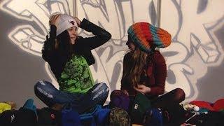 Joëlle en Robin | Wie zijn wij | Junior Dance Afl.5 2013