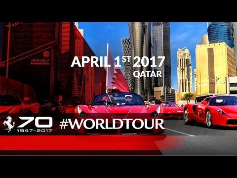 70 Years Celebrations - Qatar, April 1st 2017