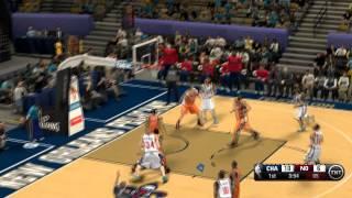 NBA 2k13: New Orleans Pelicans Mod