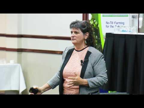 Odette Menard - 2016 Victorian No-Till Farmers Association Conference