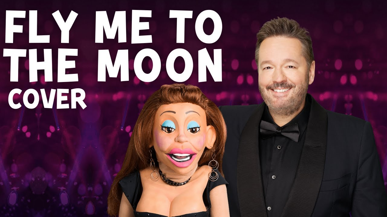 Terry Fator & Vikki the Cougar sing Astrud Gilberto's Fly Me to the Moon