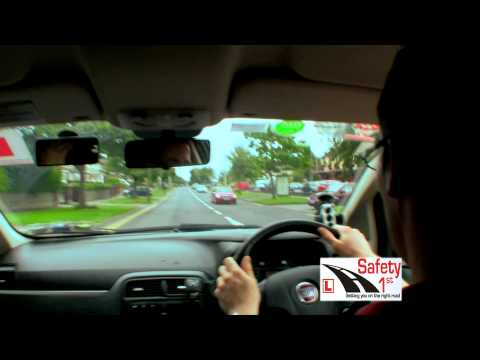 Road Positions - Safety 1st Driving School Dublin