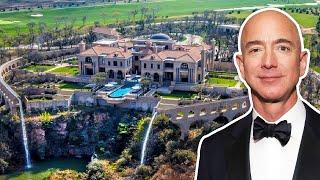 Inside The $3,000,000,000 Billionaires' Homes