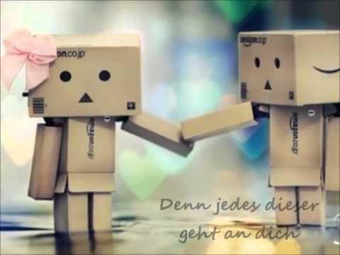 Du, ich liebe dich. Bitte sag mir, dass du mich liebst ♥