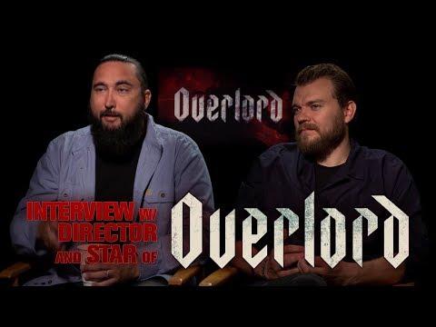 OVERLORD | Director & Star Julius Avery & Pilou Asbaek Interview! Mp3